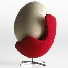 miniature Egg Chair from