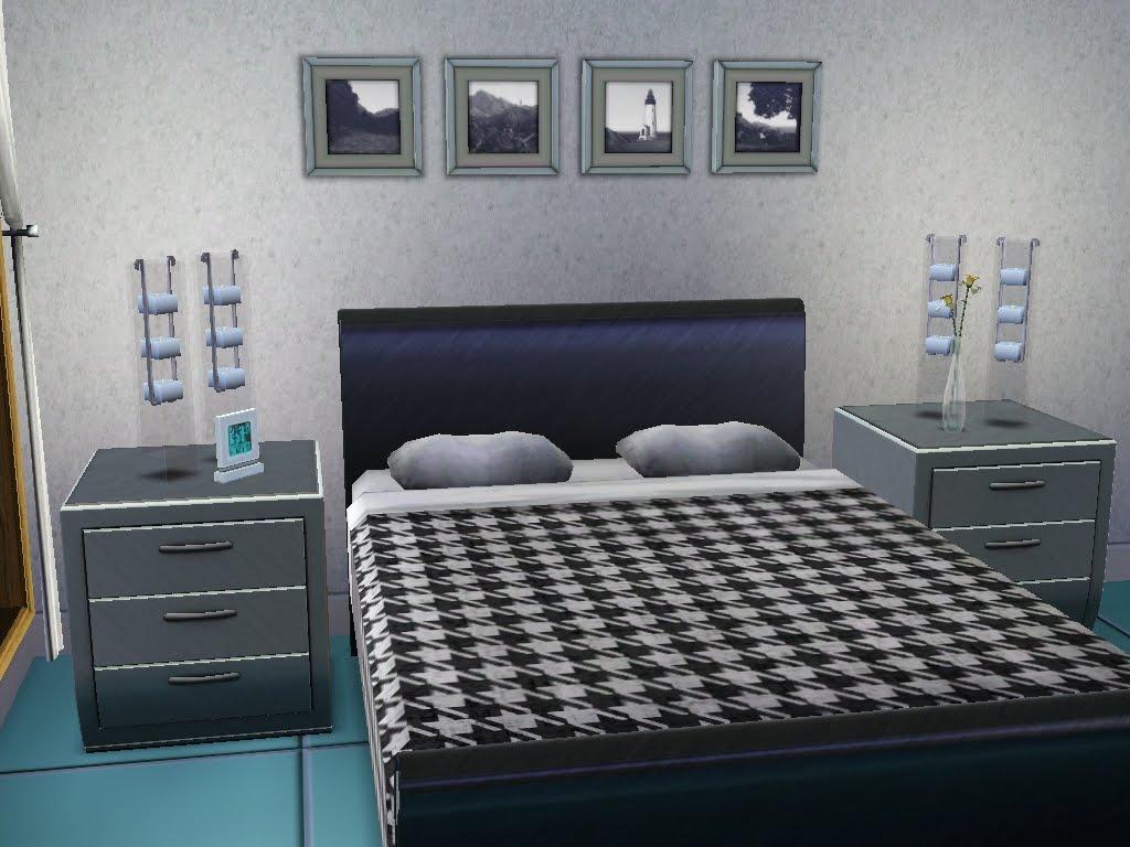 Camera Da Letto Padronale The Sims : The sims home design catalog u antica villa moderna