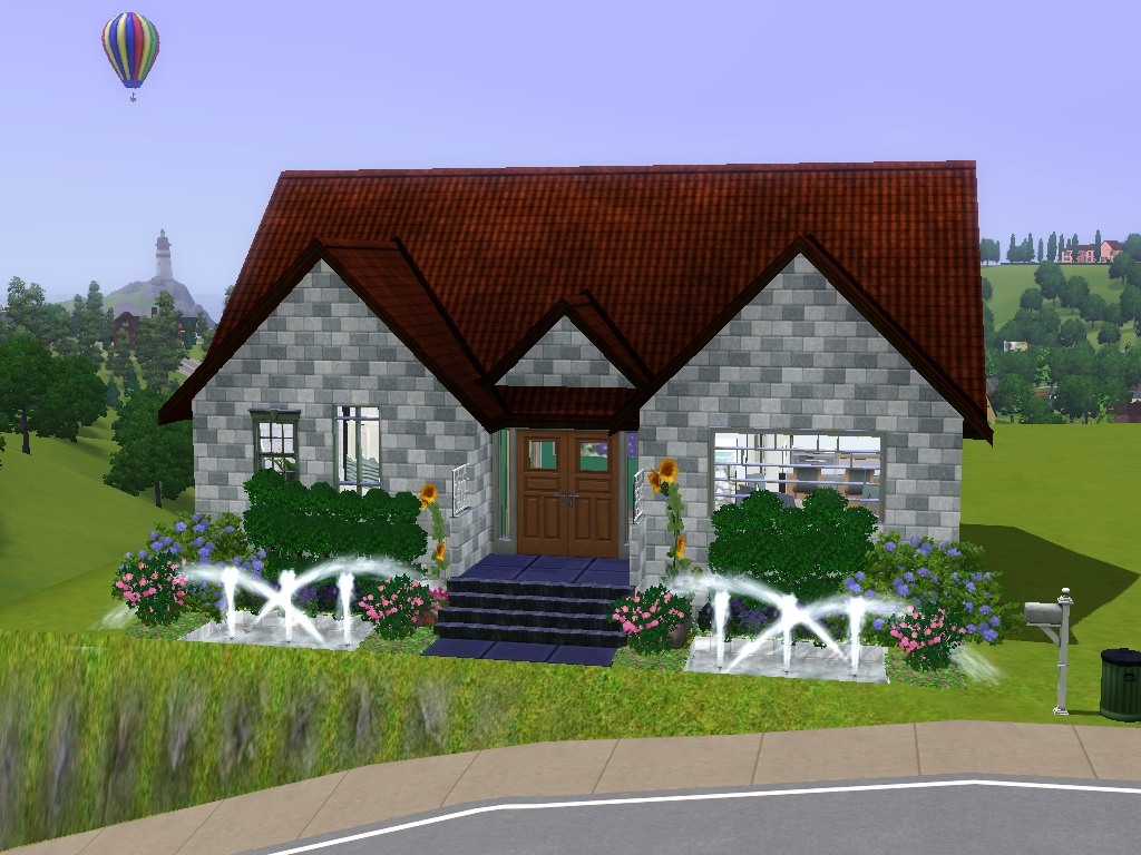 Camera Da Letto Padronale The Sims : The sims home design catalog u appartamento