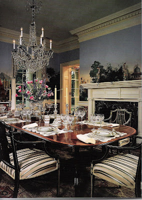 Southern Chateau What Makes A Room Timeless