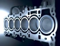 6 cylinder engine block