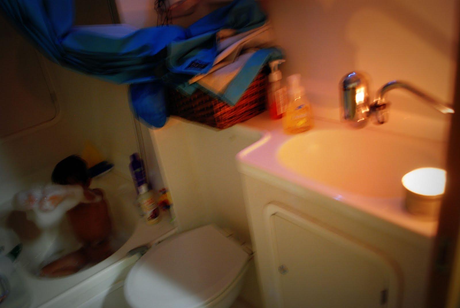 Zach Aboard: About that bath tub...