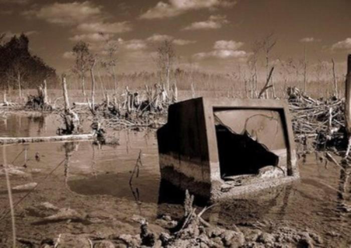 A INFLUÊNCIA DA TV NA SOCIEDADE