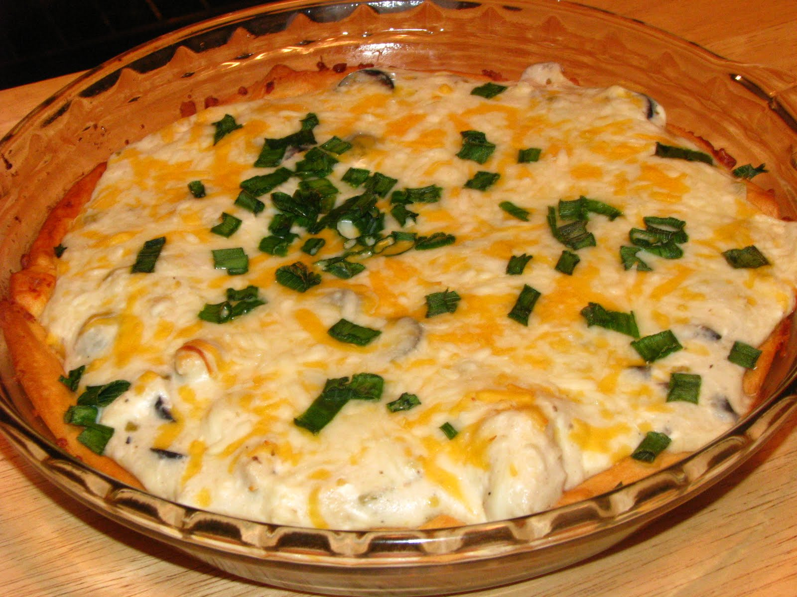 Real Recipes for Real Families: Cheesy Mexican Casserole