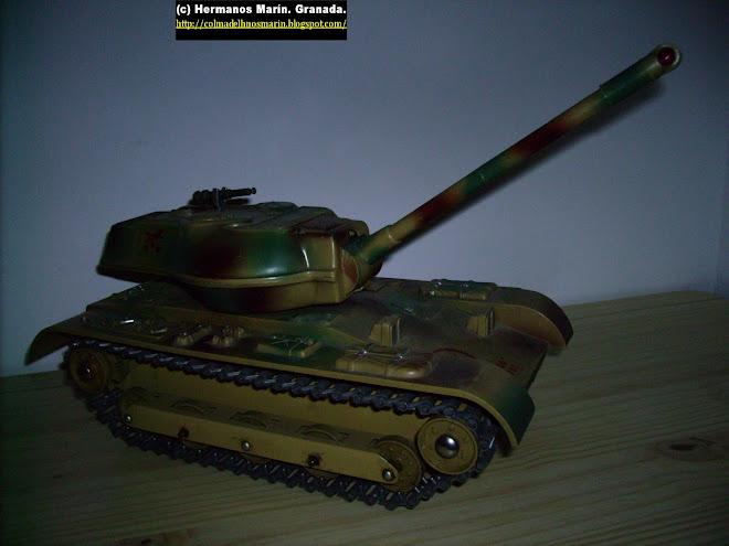 TANQUE LEOPARDO M-701