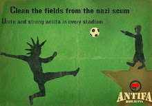 Clean the fields from the nazi scum