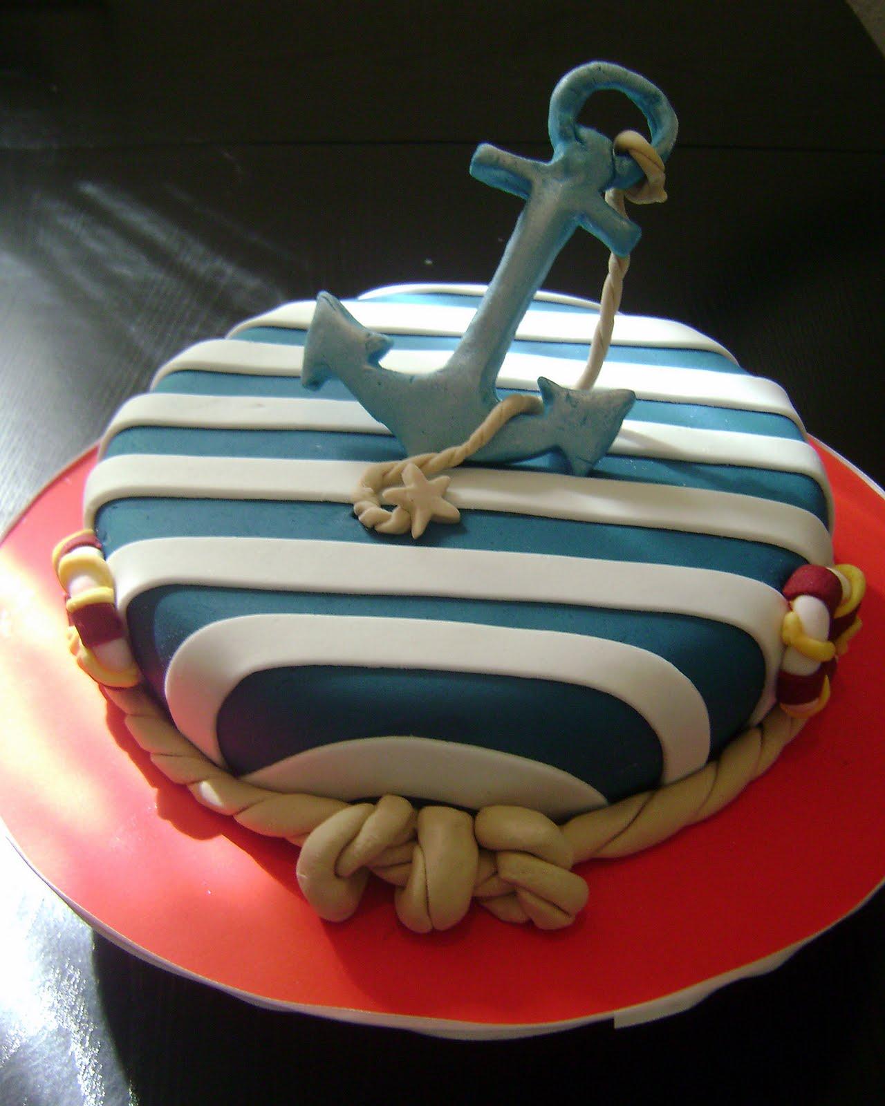 Torta marinero - Imagui