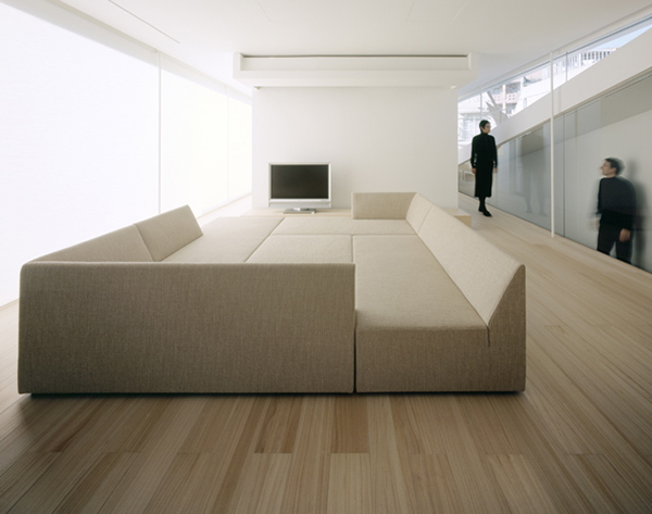Minimalism for Minimalist japanese lifestyle