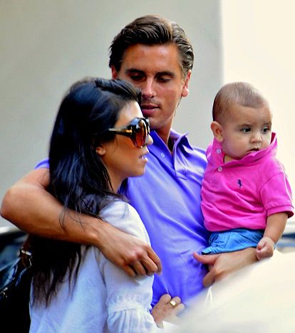 scott disick mason. Scott Disick W/Kourtney