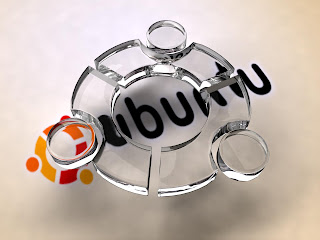 Glass Ubuntu HQ Wallpaper