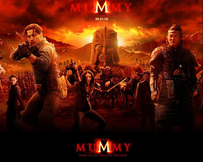 moviesmasti: The Mummy 3: Dragon Emperor Movies
