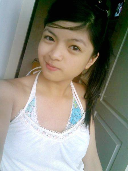 Cute Pinay Teens, Girls and Womens: Cute Ahbietotx from Facebook
