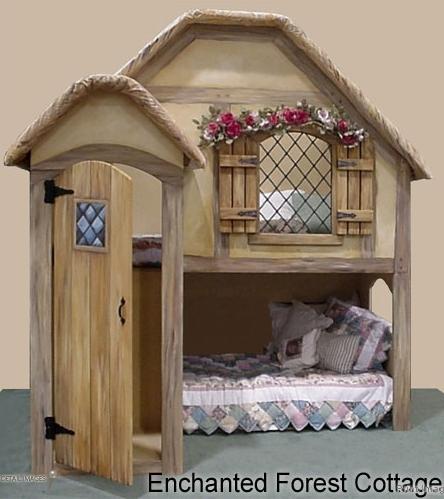 Designer baby october 2010 for Enchanted forest bedroom ideas