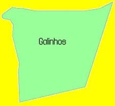 MAPA DE GALINHOS