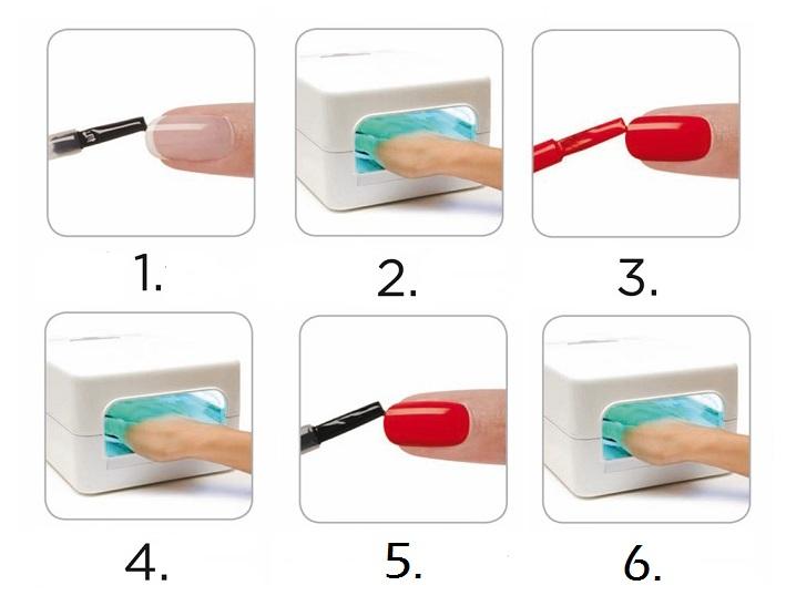 Shellac, la tecnología del futuro para tus uñas - Make up Nyna