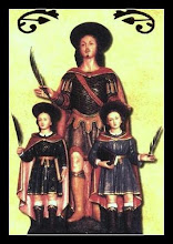 St. Cameron, Louxurius, and Cisillus ...