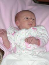 Emma 1 month
