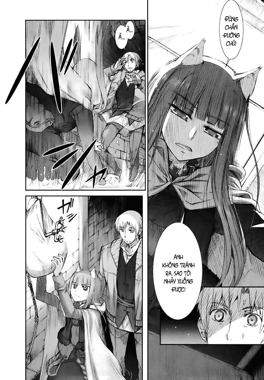 Ookami to Koushinryou (Wolf and Spice) - Ookami to Koushinryou (Wolf and Spice) Chapter 012 - Pic 8