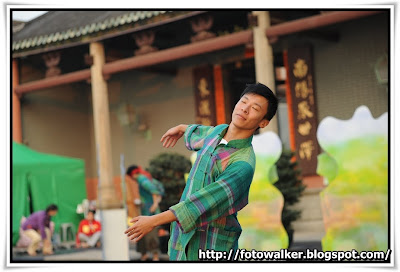 舞在圍村 - 《消失中的水牛》@元朗屏山鄧氏宗祠