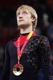 Evgeny Plushenko el Rey del Hielo