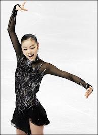 Yu Na Kim campeona del mundo en 2009