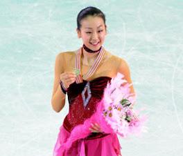 Mao Asada campeona del mundo en el 2008 y 2010