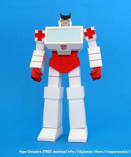 Blog Transformers.com: Construye tus propios Transformers