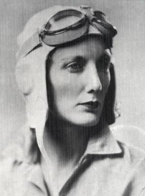 Beryl Markham (1902-1986)