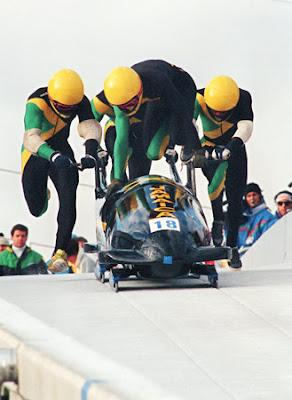 Jamaica en Calgary '88
