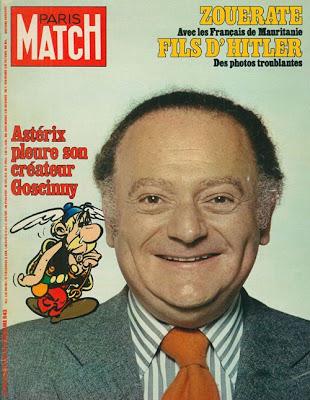 René Goscinny, creador de Asterix