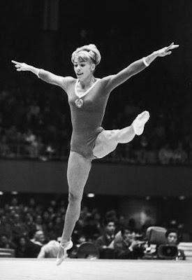 Larissa Latynina - Tokio 1964