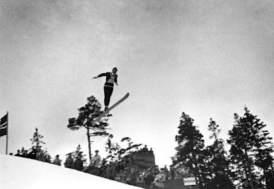 Jacob Tullin Thams - Chamonix 1924