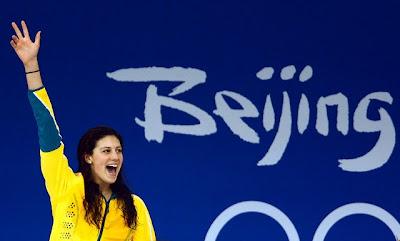 Beijing 2008 - Stephanie Rice