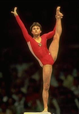 Yelena Shushunova