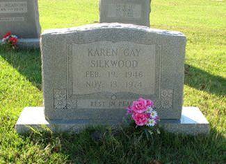 La tumba de Karen Silkwood