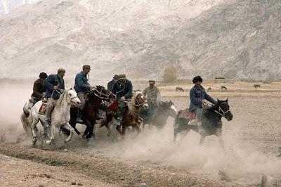 Buzkashi en Afganistán