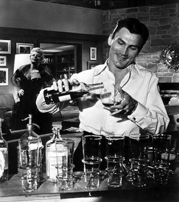 Jack Palance, El Gran Cuchillo (1955)