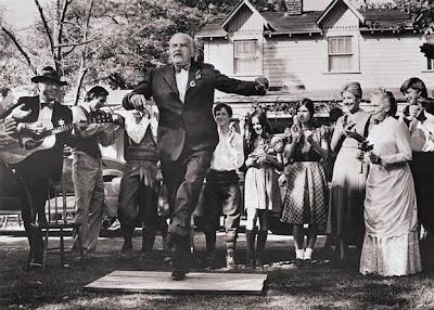Will Geer como Grandpa Walton