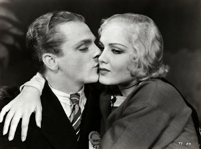 James Cagney en Duro de pelar (Hard to Handle, 1933)