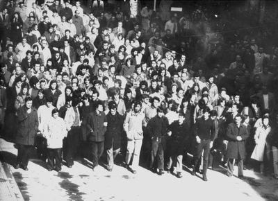 3 Marzo 1976 Vitoria