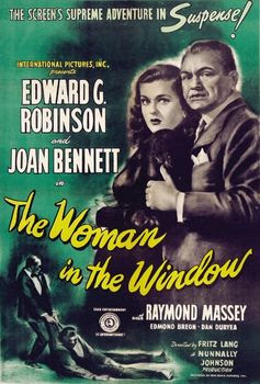 La mujer del cuadro (1944)