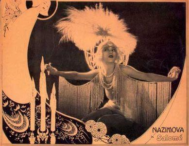Alla Nazimova - Salomé (1923)