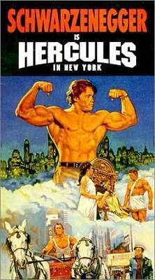 Hercules in New York (1970)