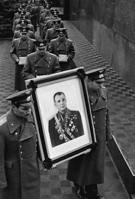 Funeral de Yuri Gagarin