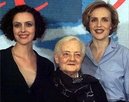 Maria Schrader, Juliane Köhler y Lilly Wust
