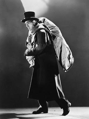 Boris Karloff en El ladrón de cadáveres (1945)