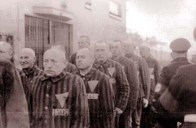 Homosexuales en la Alemania Nazi