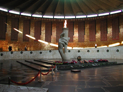 Mamaev Kurgan - Sala de las Glorias Militares - Volgogrado