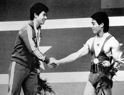 Los Angeles 1984 - Chen Weiqiang, oro en en halterofilia (-60 kg)