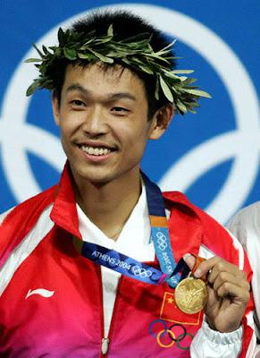 Atenas 2004 - Zhu Qinan, ganador en carabina de aire a 10 metros